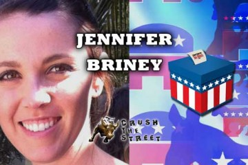 You Don't Know Who You're Voting for or WHAT They're Voting For - Jennifer Briney Interview