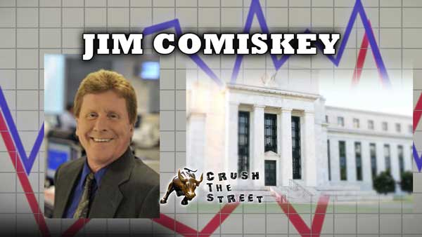 CME Insider reveals Interest Rate Hike Secrets - Jim Comiskey of International Futures Group