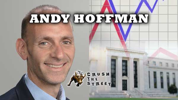 Junks Bonds are Crashing Like We Saw During the 2008 Financial Crisis – Andy Hoffman Interview