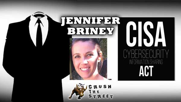 Rampant Government Corruption as Congress Sneaks CISA into Omnibus Bill - Jennifer Briney Interview