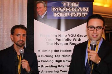 What Mining Companies to Buy and When...Gold & Silver Markets w Chris Marchese of The Morgan Report