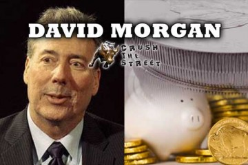 Whats Up With Precious Metals - David Morgan Interview from 2015 Silver Summit