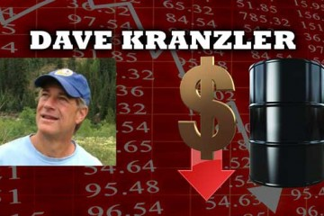 $20 Oil to Cause Junk Bonds to Crash... Bigger Bubble than 2008 - Dave Kranzler Interview