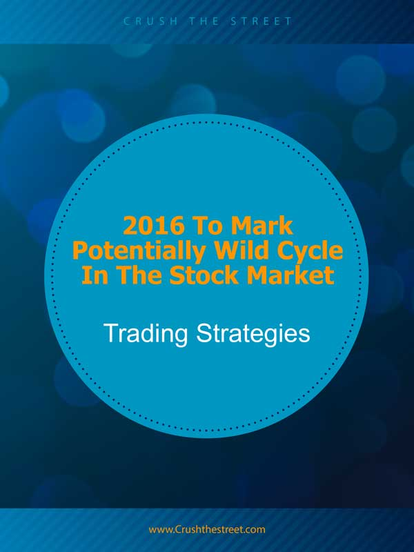 2016 To Mark Potentially Wild Cycle In The Stock Market