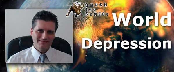Global Depression to Cause Depopulation, US to Turn 3rd World - Gregory Mannarino Interview