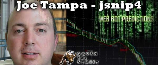 It's Go Time to CRASH the World Economy - Joe Tampa Interview on 2016, Web Bot Predictions & MORE
