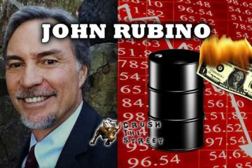 Oil, US Dollar, the Coming Collapse & Sovereign Wealth Funds - John Rubino Interview