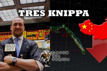 Short China & Long Gold - How to Profit in Today's Market - Tres Knippa Interview