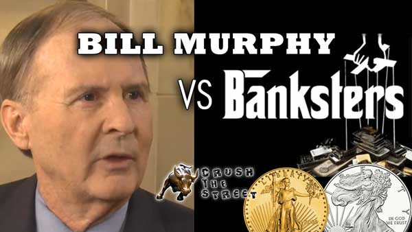 Spike Coming! Gold Cartel is Setting up an Endgame for End of Gold Silver Manipulation - Bill Murphy