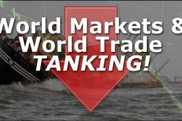 World Markets Tanking, This is Another 2008 with Kenneth Ameduri