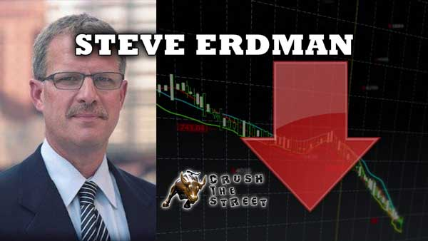 You Need to be Selling the Rallies, Prepare for Market Correction! - Steve Erdman Interview