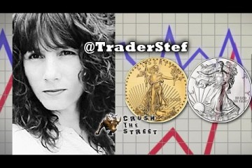Trader Reveals the State of Gold & Silver Price Charts - TraderStef Interview