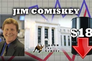 $18 Oil, Collapse Symptom of Worldwide Depression, Baltic Dry All Time Lows - Jim Comiskey Interview