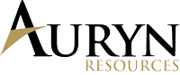 Auryn Resources Logo