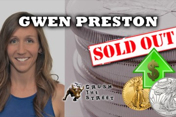 A Good Start to the Gold & Silver Bull Market - Resource Sector Expert Gwen Preston Interview