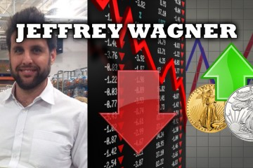 """The markets are broken"" - Geopolitics and how it affects the markets - Jeffrey Wagner"