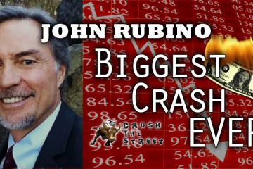 Federal Reserve Has No Ammunition Left, Extreme Monetary Experiments Coming - John Rubino Interview