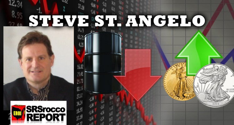 Sub $20 Oil to Collapse US Shale & Conventional Production - Steve St. Angelo Interview