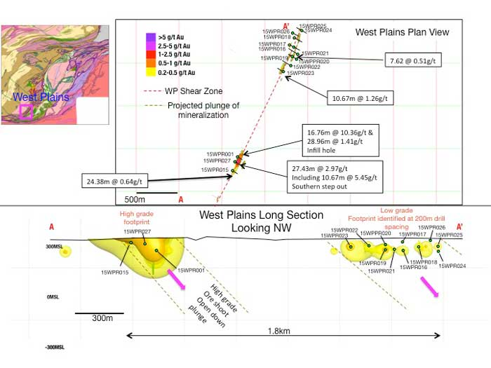 Potential Emergin Discoveries - Auryn Resources
