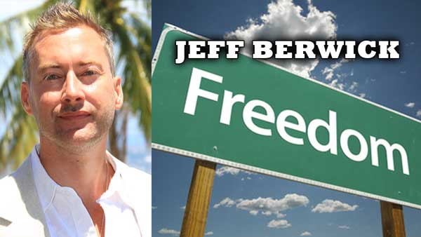 We'd be Better off with NO Governments than a One World Government – Jeff Berwick