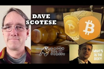 Government Bitcoin Crackdown, Libertarianism & Bitcoin is Not Dead - Dave Scotese of Litmocracy