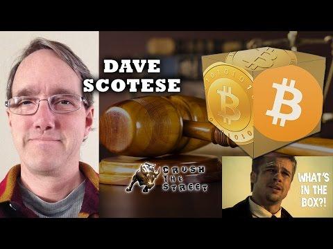 Government Bitcoin Crackdown, Libertarianism & Bitcoin is Not Dead - Dave Scotese of Litmocracy