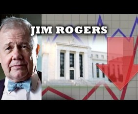"""The Market Knows It's Over"" Jim Rogers Warns ""We're All Going To Suffer"" - Jim Rogers Interview"