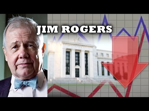 """""""The Market Knows It's Over"""" Jim Rogers Warns """"We're All Going To Suffer"""" - Jim Rogers Interview"""