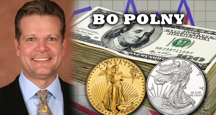 Silver Price will be the Nuclear Bomb for the Markets to Crash - Bo Polny 3-22 Interview