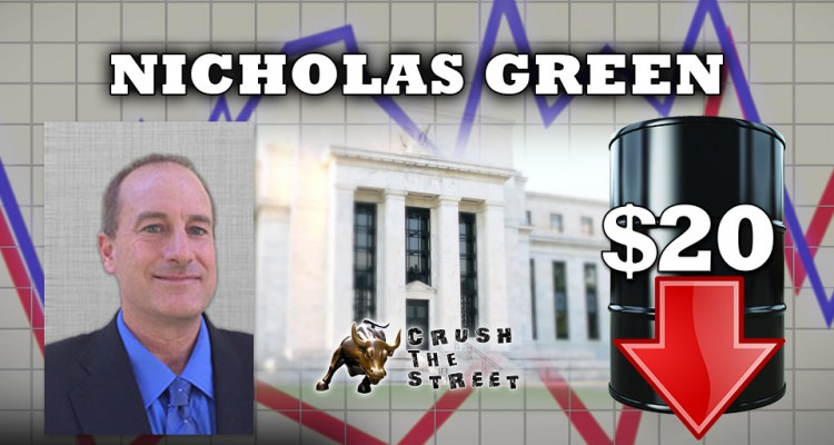 Federal Reserve Decision: Oil & Markets Are Volatile - Nicholas Green of FMT Advisory Interview
