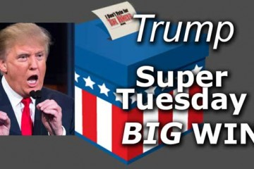 Super Tuesday - Donald Trump is the Best of the Worst for America