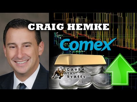 Is the COMEX Finally Breaking this Year? – Craig Hemke of TF Metals Report