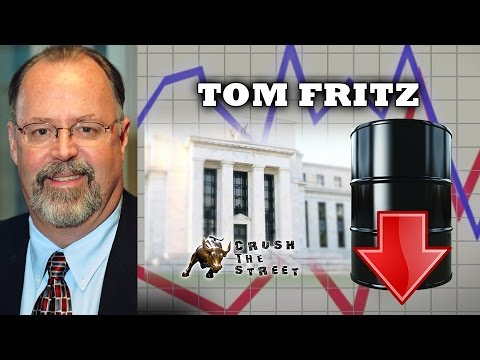 Oil Can Fall Lower! FED Will Not Save us – Tom Fritz Interview