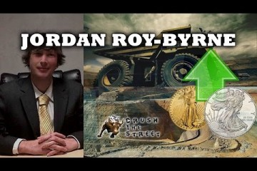 The Gold Mining Rally is Coming! - Jordan Roy-Byrne Interview, TheDailyGold.com