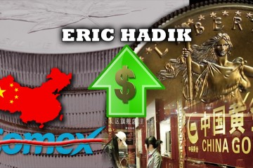Apr 19 Deadline: Update on Gold Pricing with Shanghai Gold Fix Implementation - Eric Hadik Interview