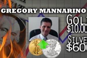 Gold & Silver Best Market in 36 Years: Debt Crisis, Stock Bubble, Hyperinflation - Gregory Mannarino Interview