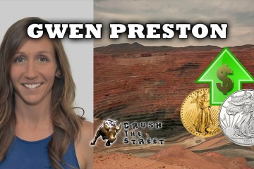 Apr 19 Deadline, Shanghai Gold Price Fix to Cause Gold/Silver to Rise! - Interview with Resource Sector Expert Gwen Preston