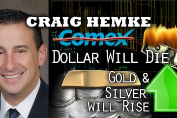 Chinese Gold Price Setting Could Be the Final Nail in the Coffin for the US Dollar - Craig Hemke Interview