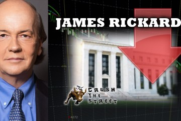 Gold to $10,000, World Monetary Collapse & Gold Standard - Jim Rickards Interview