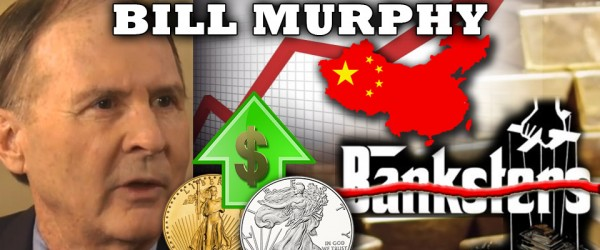 You'll See Mining Stocks go 10 to 20X Higher in This Gold/Silver Bull Market! - Bill Murphy