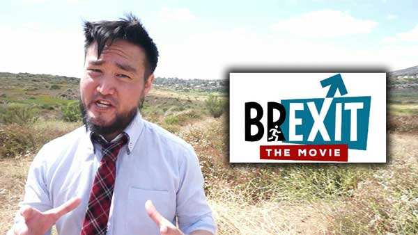 BREXIT The Movie Review: Every Country Deserves to have it's Own Culture
