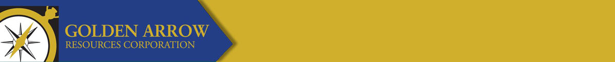 Golded Arrow Resources Corporation - Header Background