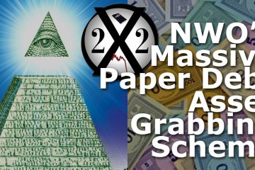 NWO Planned US Dollar Crash from the Inception of the Federal Reserve in 1913 - Dave X22 Report Interview