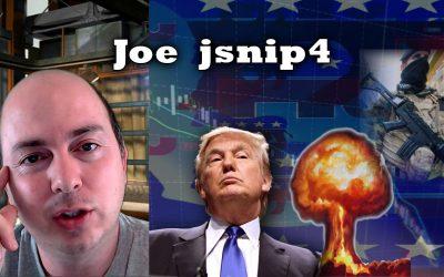 Market Crash, Martial Law, Trump Assassinatoin, What will Happen Election 2016? - Joe jsnip4's Analysis