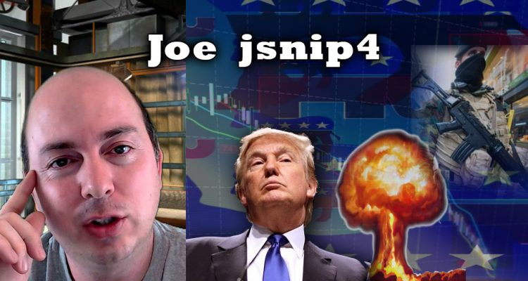 Market Crash, Martial Law, Trump Assassinatoin, What will Happen Election 2016? - Joe jsnip4's Analysis