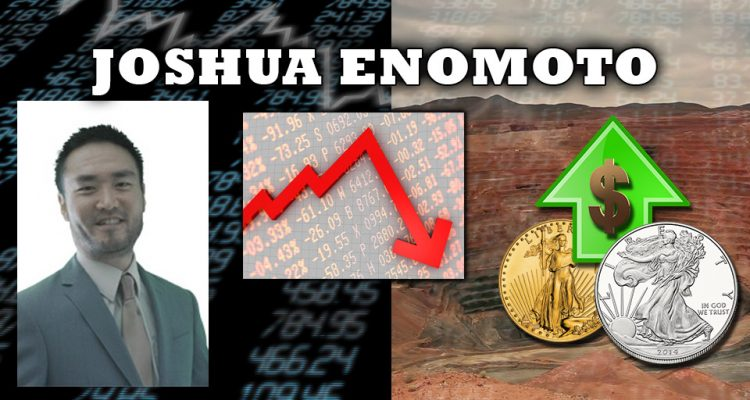 Secret Currency Agreements Made to Save World Economy - Joshua Enomoto Interview