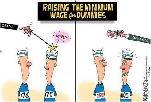 Raising the Minimum Wage for Dummies