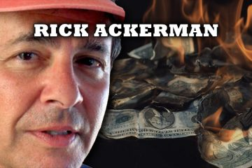 FED Has Painted themselves into a Corner; No Rate Hike - Rick Ackerman Interview