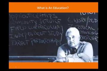 """What is an Education?"" - ELITE CURRICULUM - John Taylor Gatto"