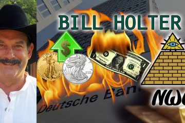 Stock Market Teetering; More Stocks Actually Down Than Up - Bill Holter Interview